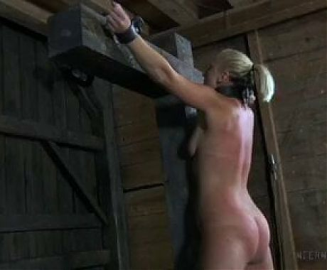 Slave wife mature used, tied and fucked
