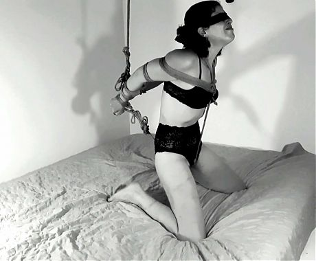Devilish Crotch rope: CAN YOUR PUSSY TAKE IT?