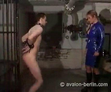 Mistress Loves to Dominate Her prisoner